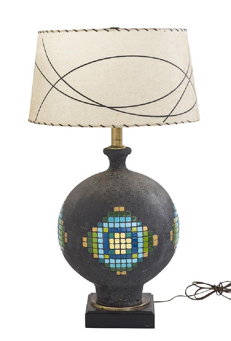 Tye of California Table Lamp