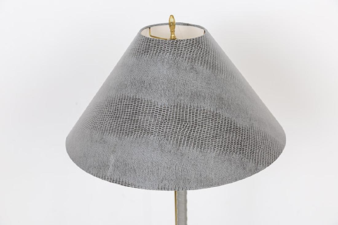 Chapman (attribution) Adjustable Floor lamp - 4