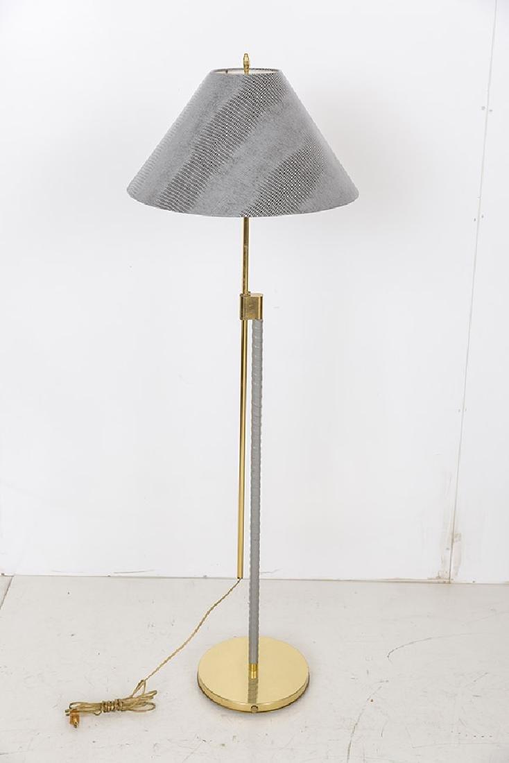 Chapman (attribution) Adjustable Floor lamp - 7