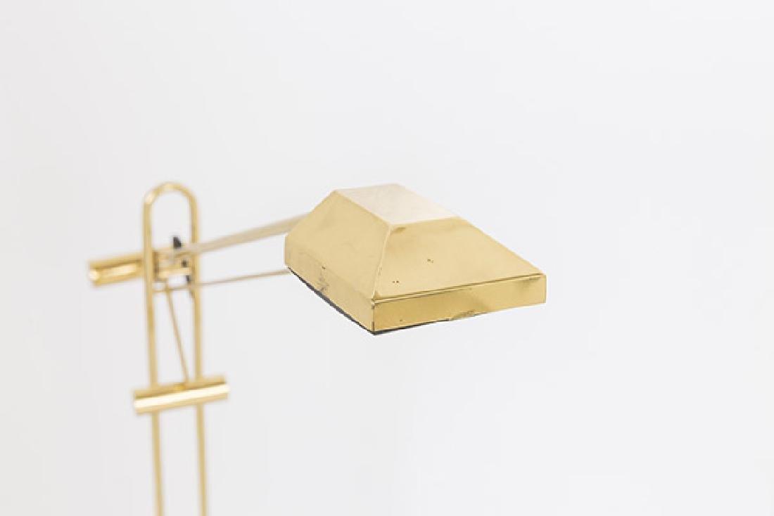 Adjustable Mid-Century Reading Lamp - 2