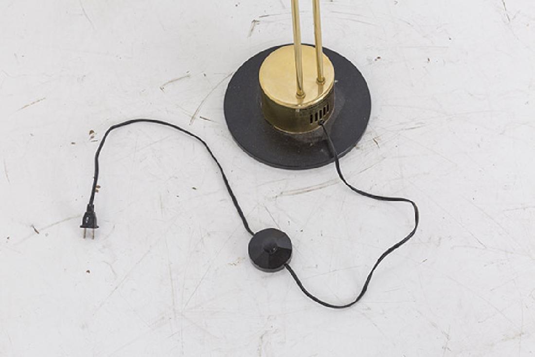 Adjustable Mid-Century Reading Lamp - 5