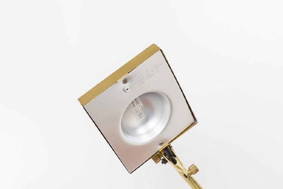 Adjustable Mid-Century Reading Lamp - 7