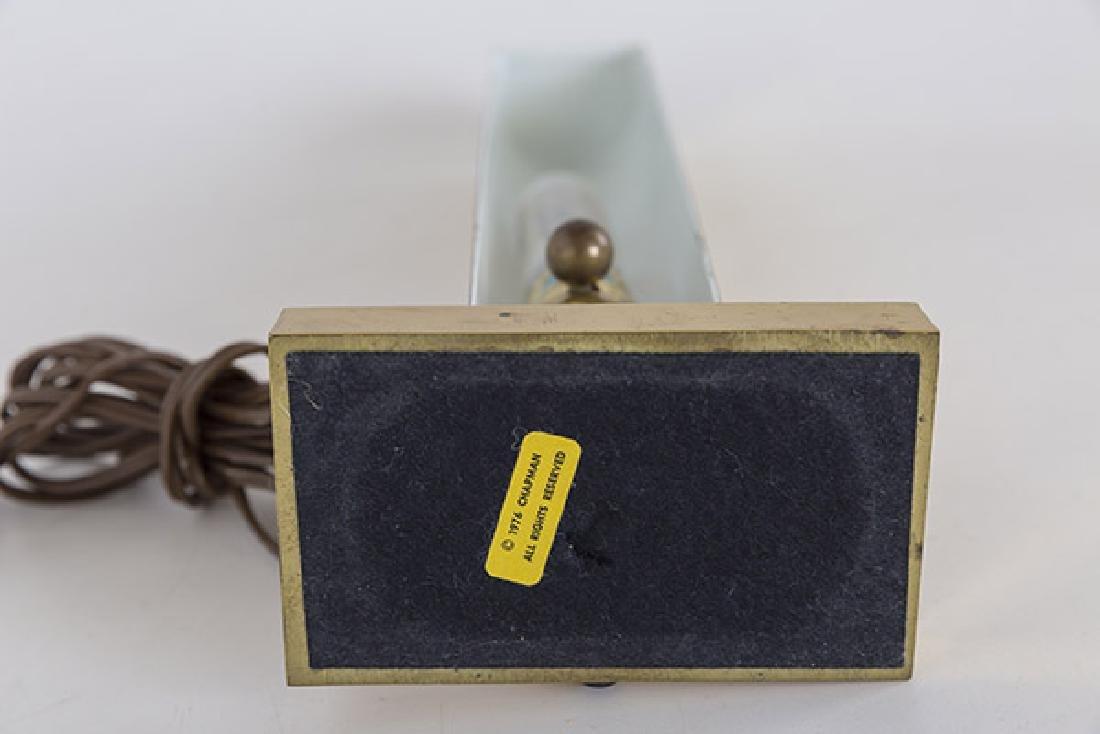 Chapman Brass Table Lamp - 5