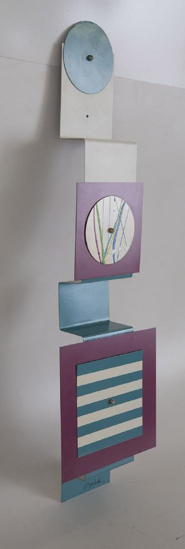 Patricia A. Renick (1932-2007) Wall Relief Sculpture - 3