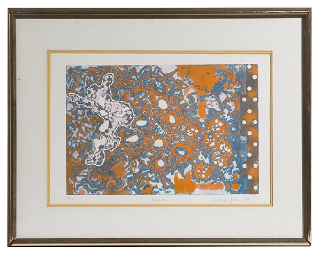Pauline Aitken(20th Century) Lithograph(United Kingdom)