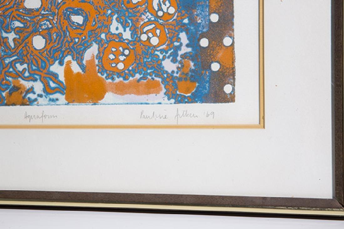 Pauline Aitken(20th Century) Lithograph(United Kingdom) - 2