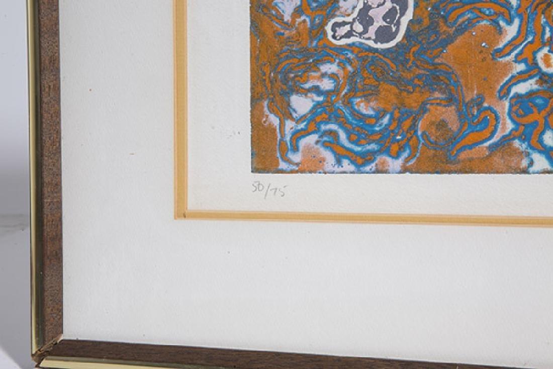 Pauline Aitken(20th Century) Lithograph(United Kingdom) - 4