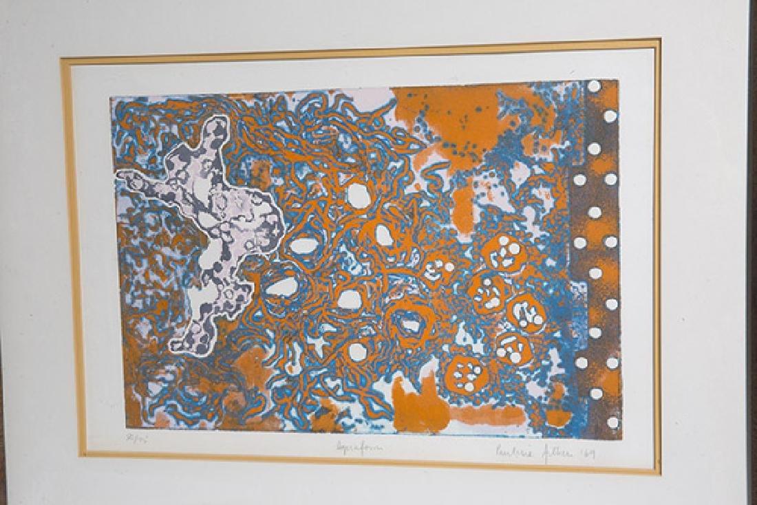 Pauline Aitken(20th Century) Lithograph(United Kingdom) - 5