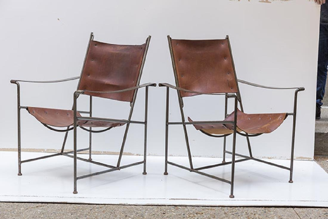 Mid-Century Lounge Chairs - 2