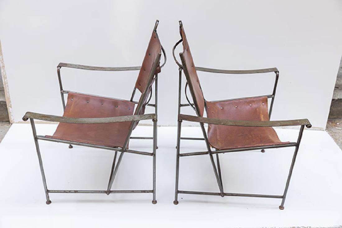 Mid-Century Lounge Chairs - 8