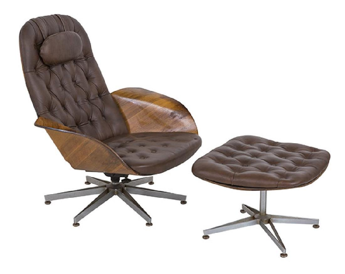 George Mulhauser Mr. Chair and Ottoman