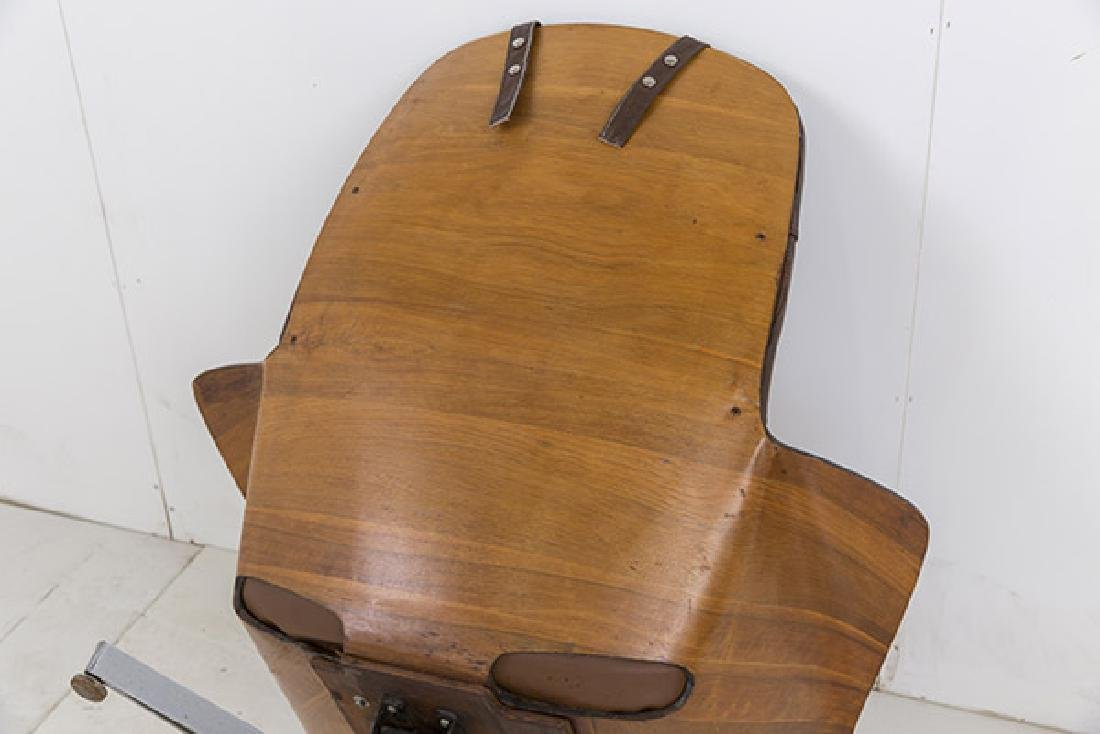 George Mulhauser Mr. Chair and Ottoman - 8