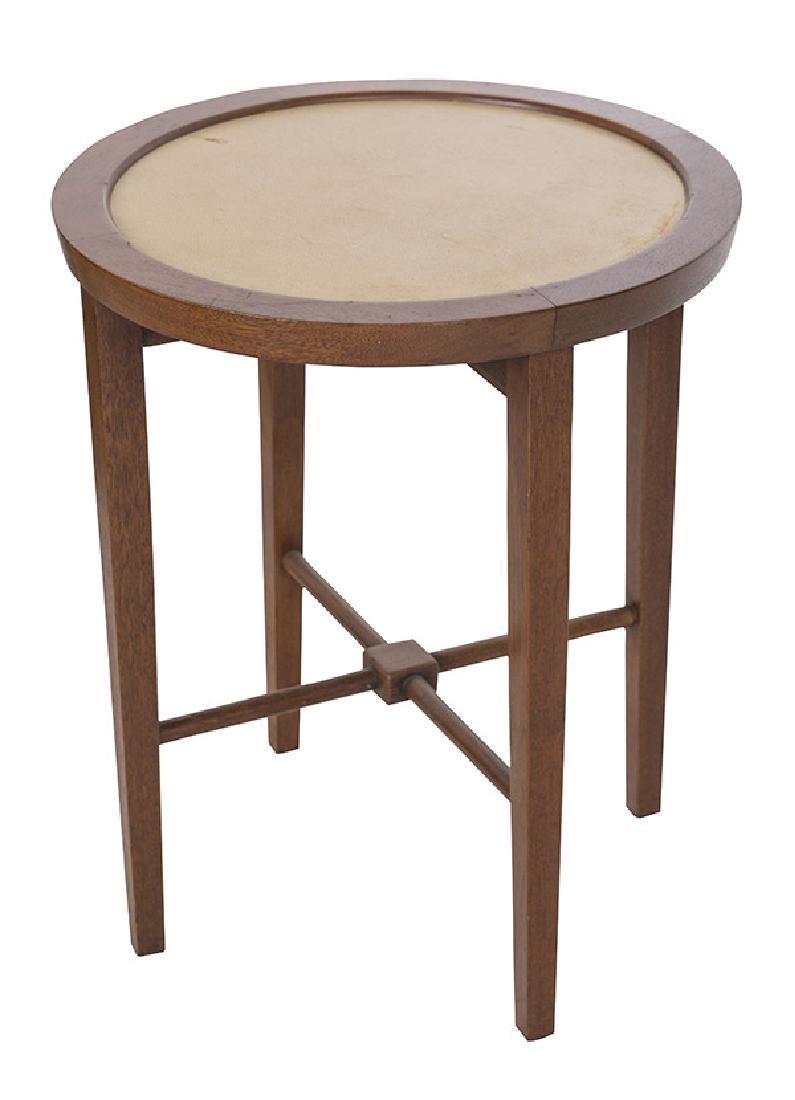 Rare John Van Koert Occasional Table