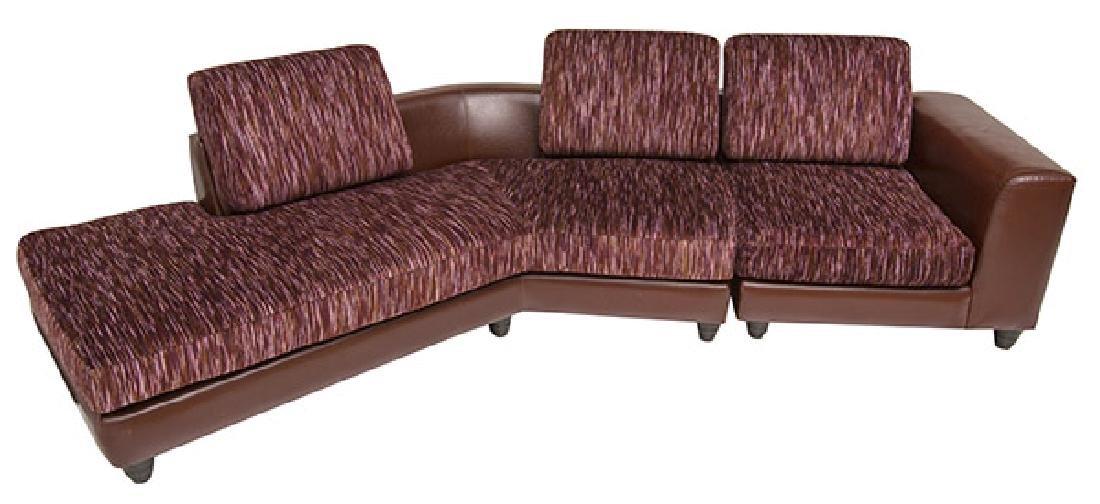 Carter Contemporary Sectional Sofa