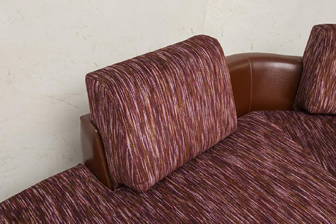 Carter Contemporary Sectional Sofa - 4