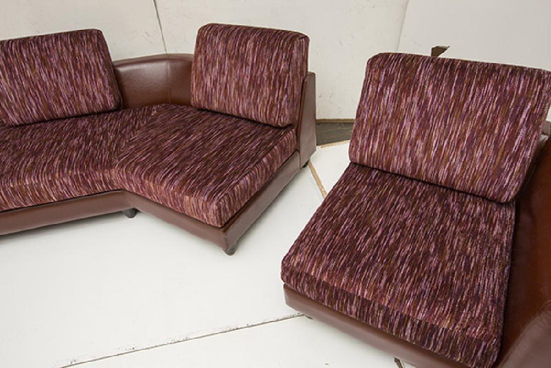 Carter Contemporary Sectional Sofa - 6