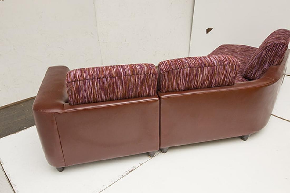 Carter Contemporary Sectional Sofa - 7