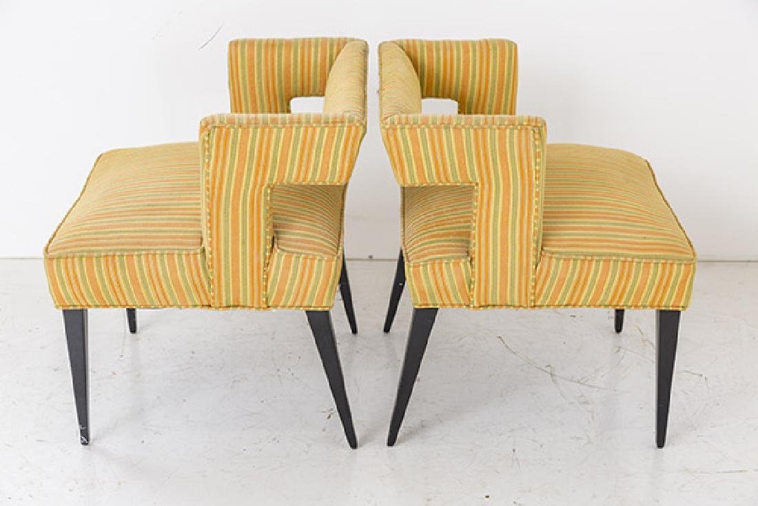 Rare Norman Bel Geddes Lounge Chairs - 4