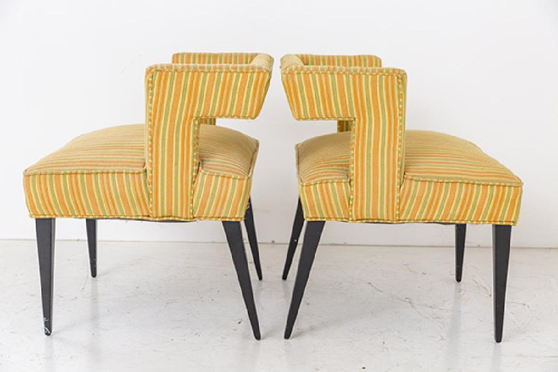 Rare Norman Bel Geddes Lounge Chairs - 5