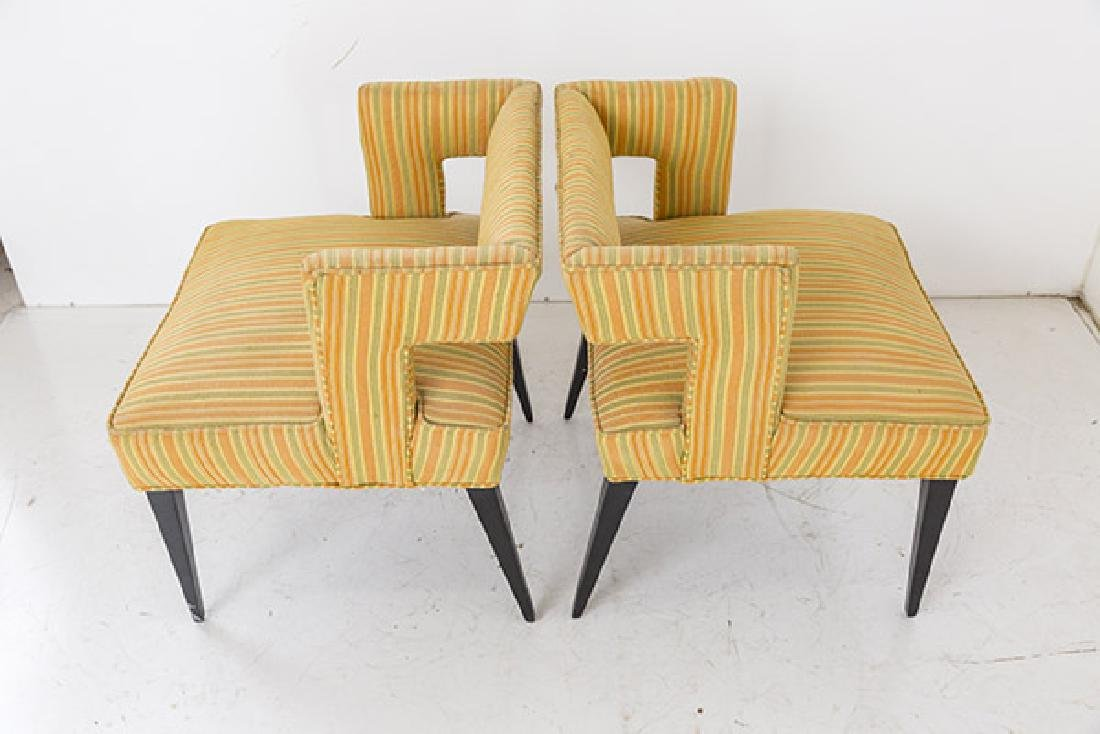 Rare Norman Bel Geddes Lounge Chairs - 6