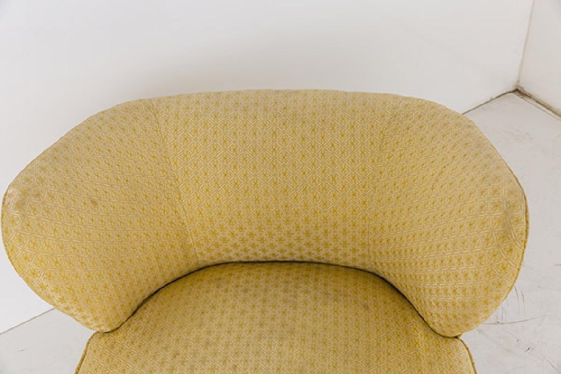 Rare Norman Bel Geddes Slipper Chairs - 3