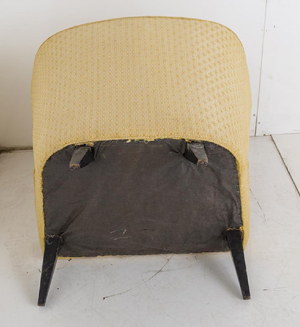 Rare Norman Bel Geddes Slipper Chairs - 7