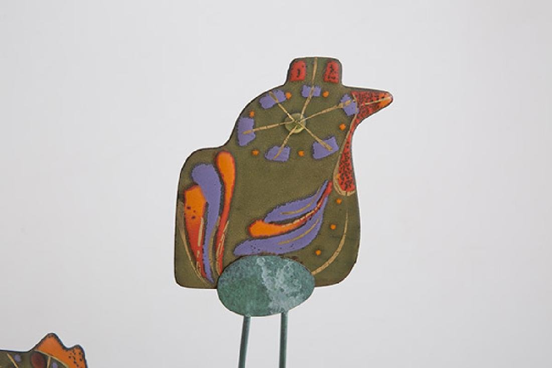 Curtis Jere Bird Sculpture - 2