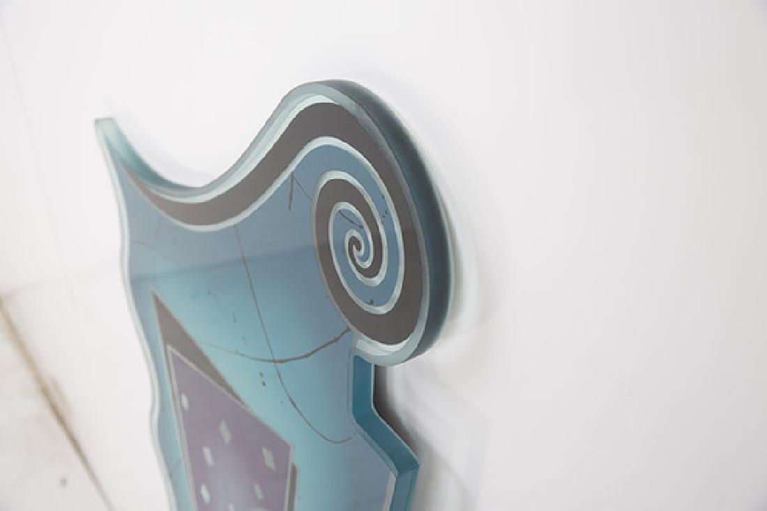 Calman Shemi (b 1939) Sculptured Chair - 3