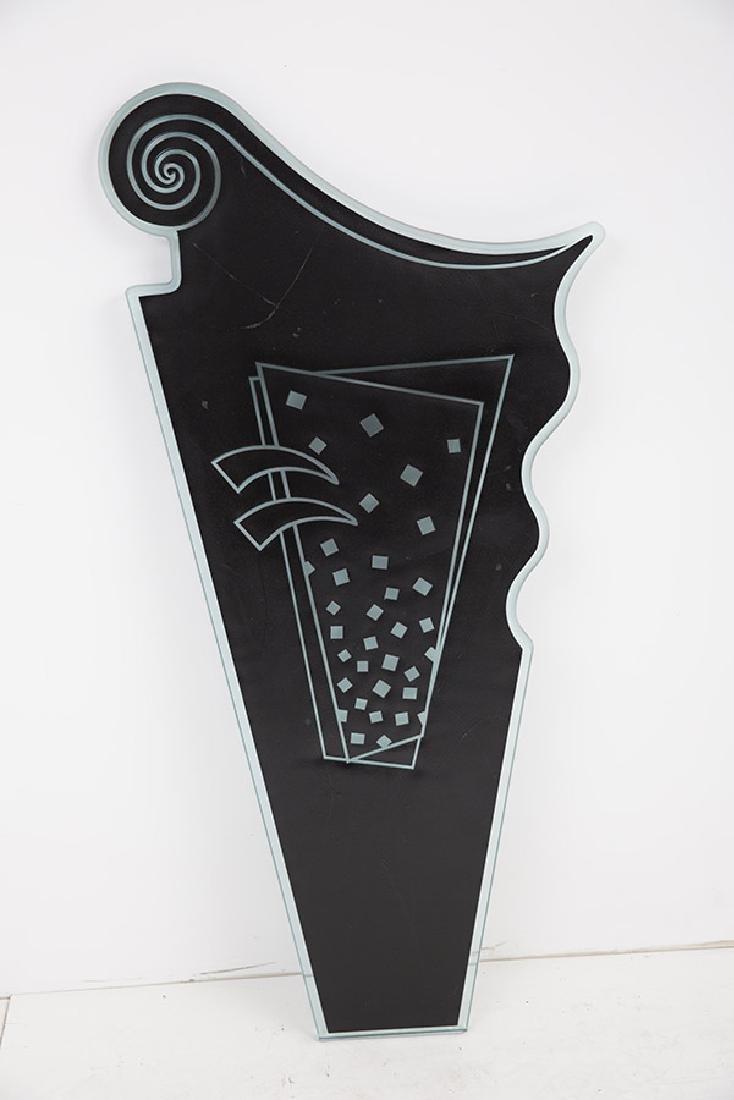 Calman Shemi (b 1939) Sculptured Chair - 6