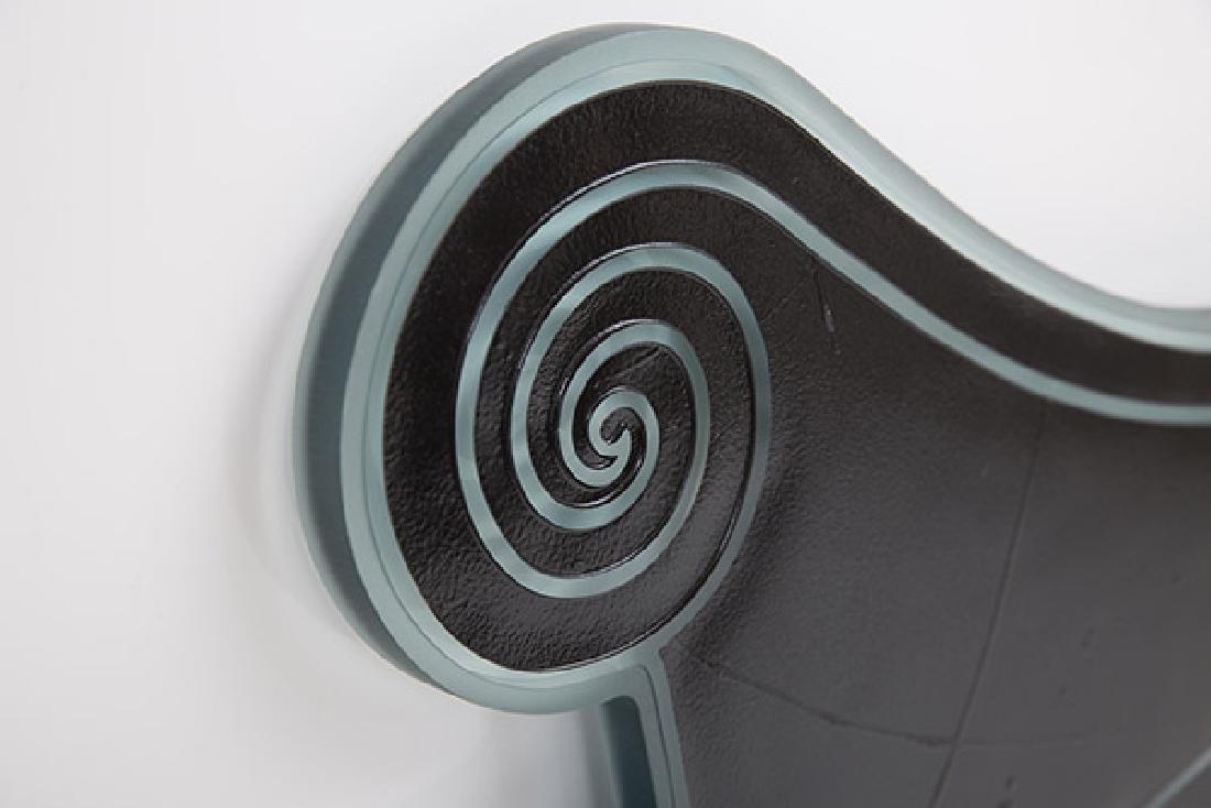 Calman Shemi (b 1939) Sculptured Chair - 7