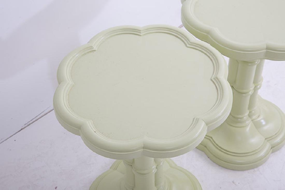 Mid Century Clover Occasional Tables - 3