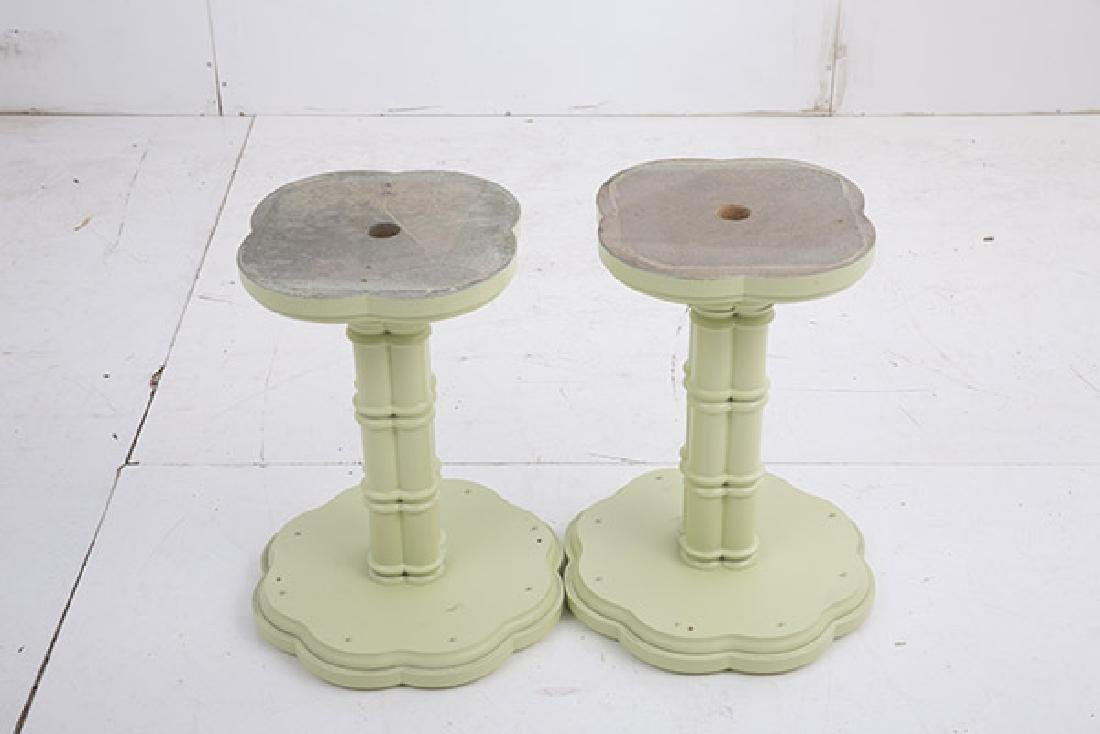 Mid Century Clover Occasional Tables - 7