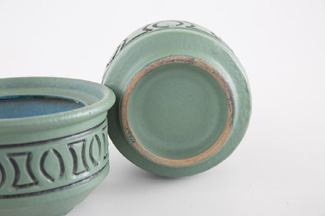 Bagni Vase & Lidded Jar - 4