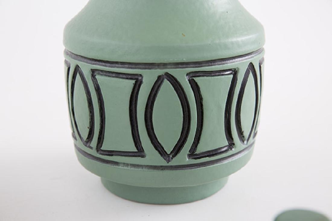 Bagni Vase & Lidded Jar - 5
