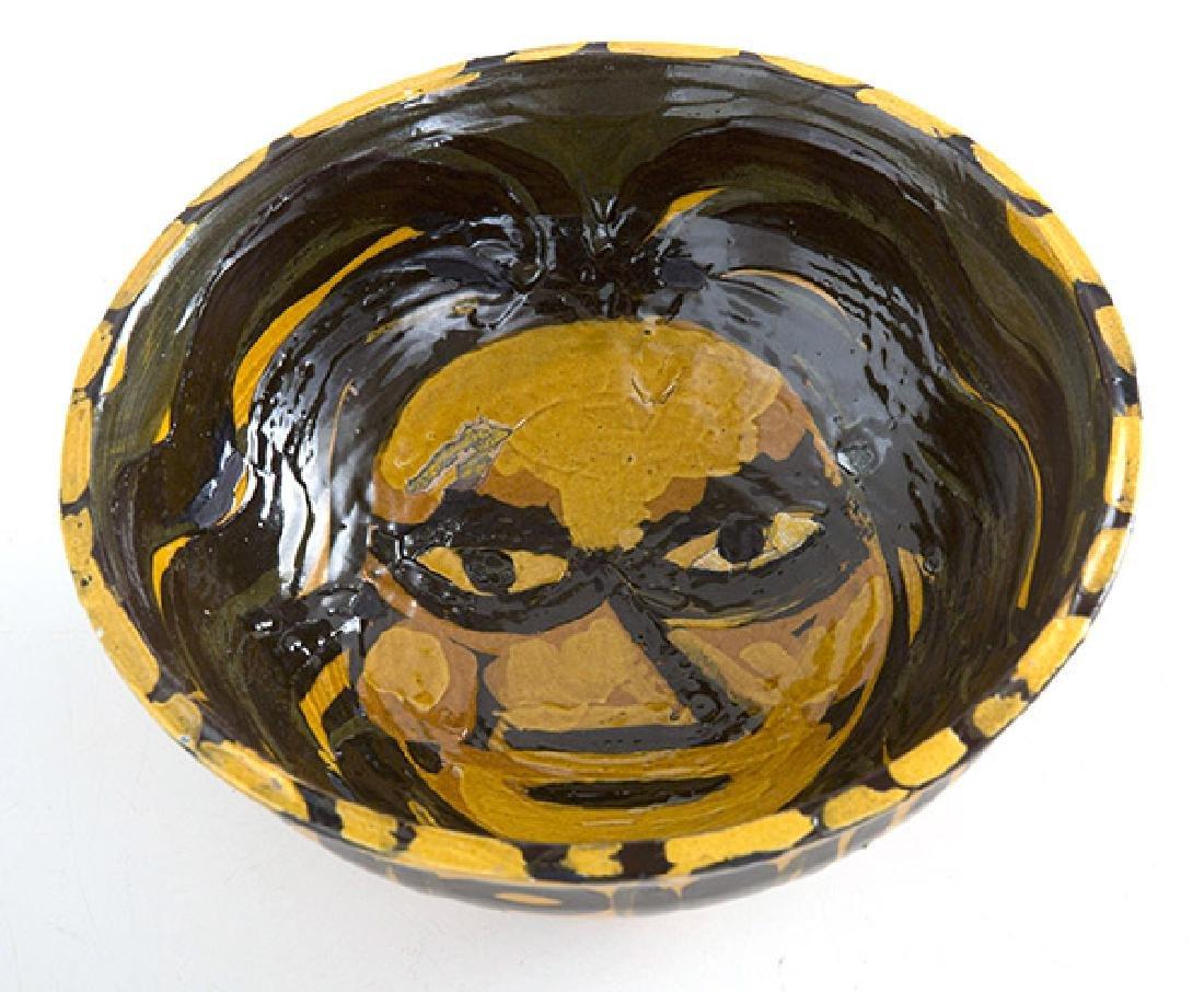 Peter Daltoda Stoneware Bowl
