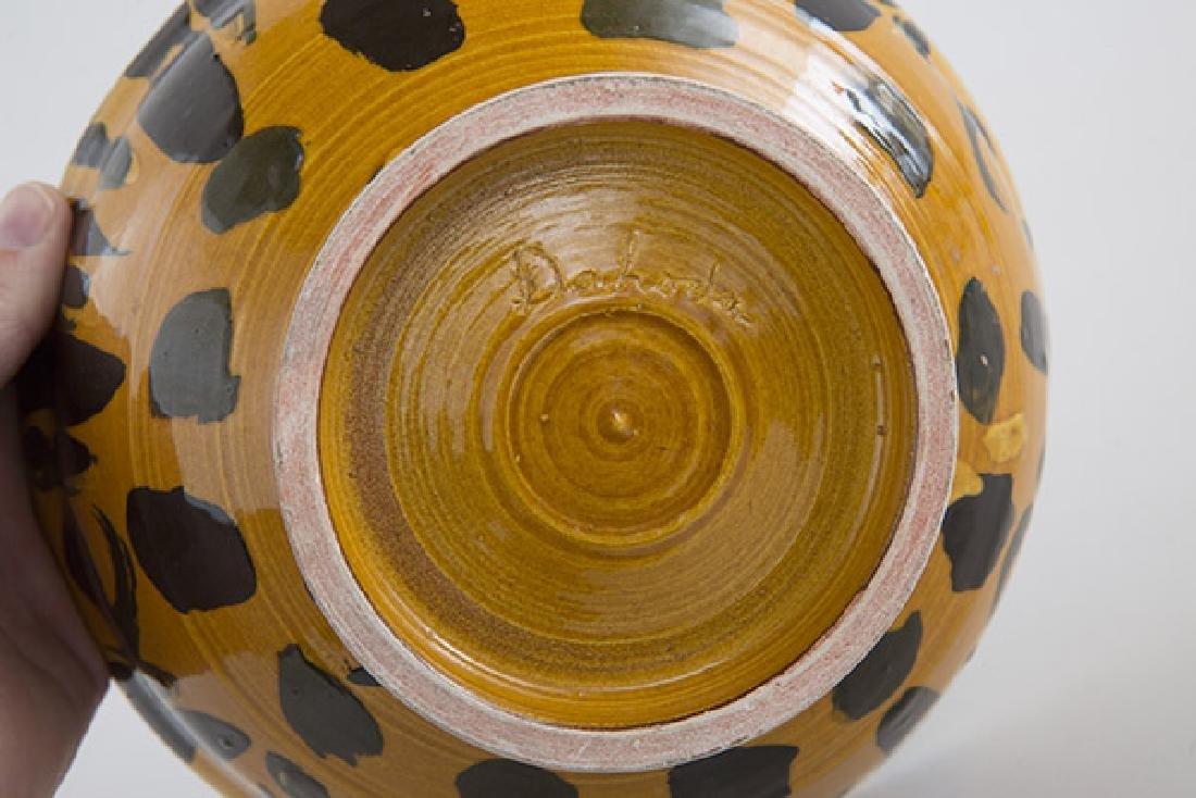 Peter Daltoda Stoneware Bowl - 6