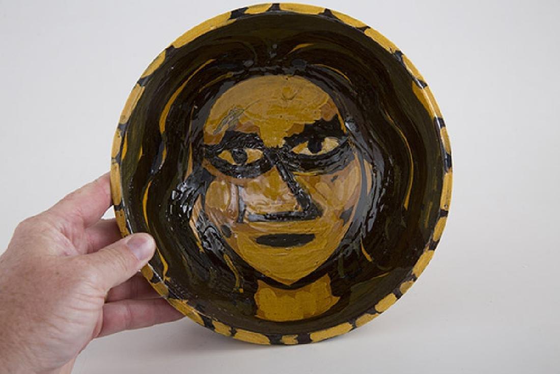 Peter Daltoda Stoneware Bowl - 7