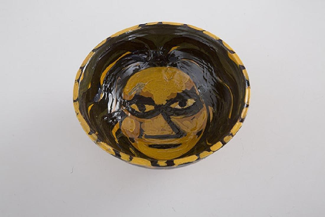Peter Daltoda Stoneware Bowl - 8
