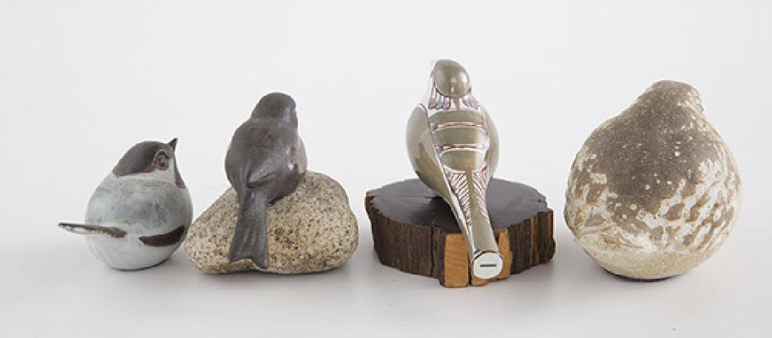 Assembled Bird Figurine Group - 2