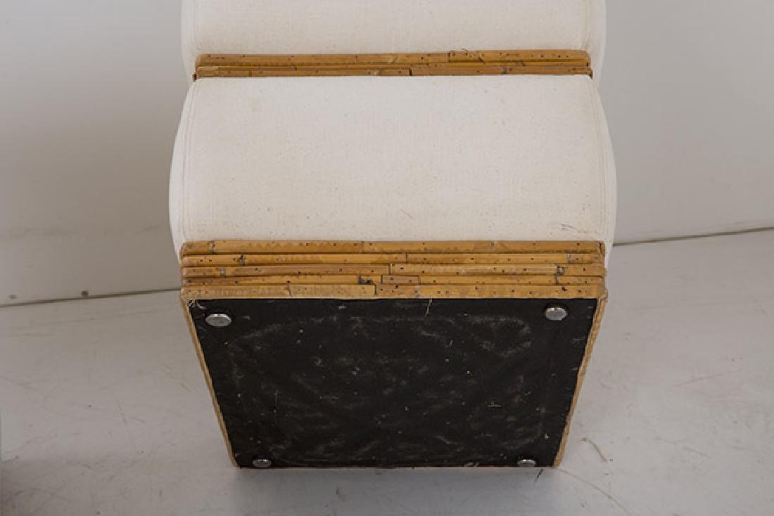 Rare Vintage Billy Baldwin Slipper Chairs - 7