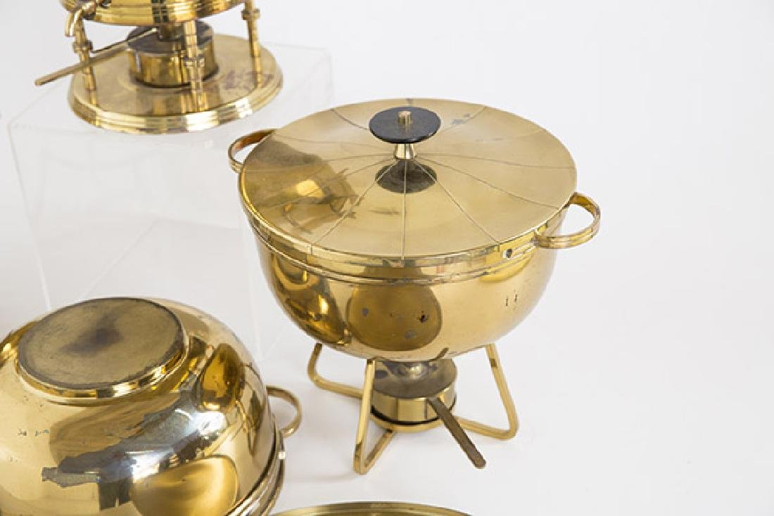 Tommi Parzinger Chafing Servers & Coffee Urn - 10