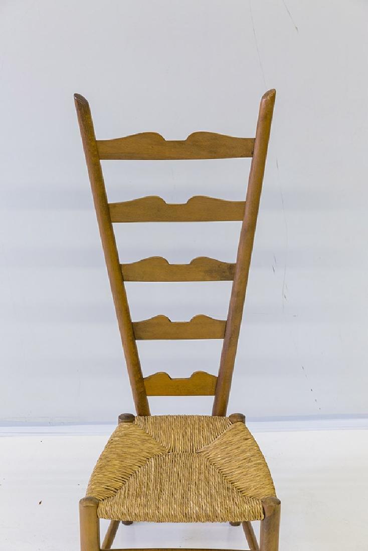 Gio Ponti Fireside Chair - 3