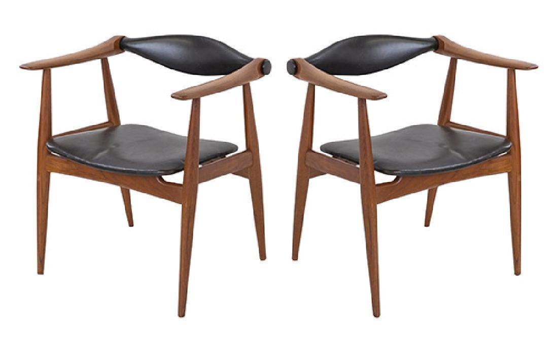 Hans J Wegner Chairs Model CH 34