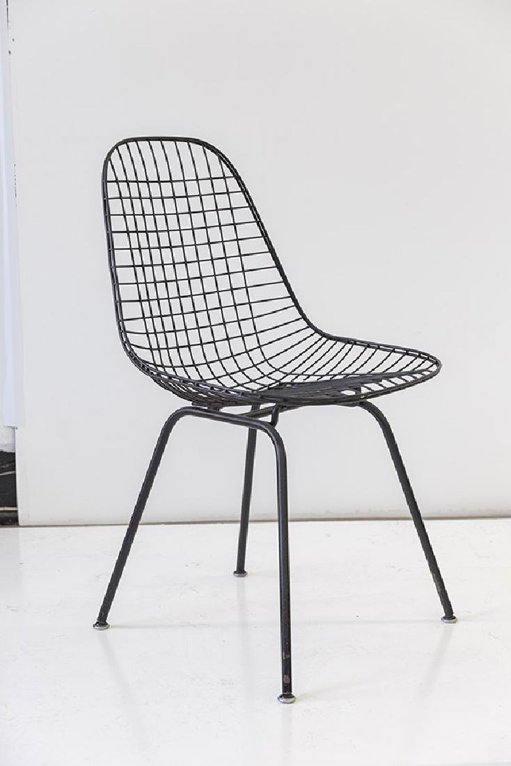 Charles and Ray Eames Chair DSX-1 - 2