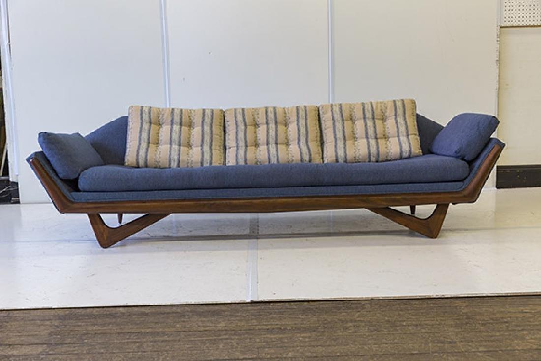 Adrian Pearsall Gondola Sofa - 10