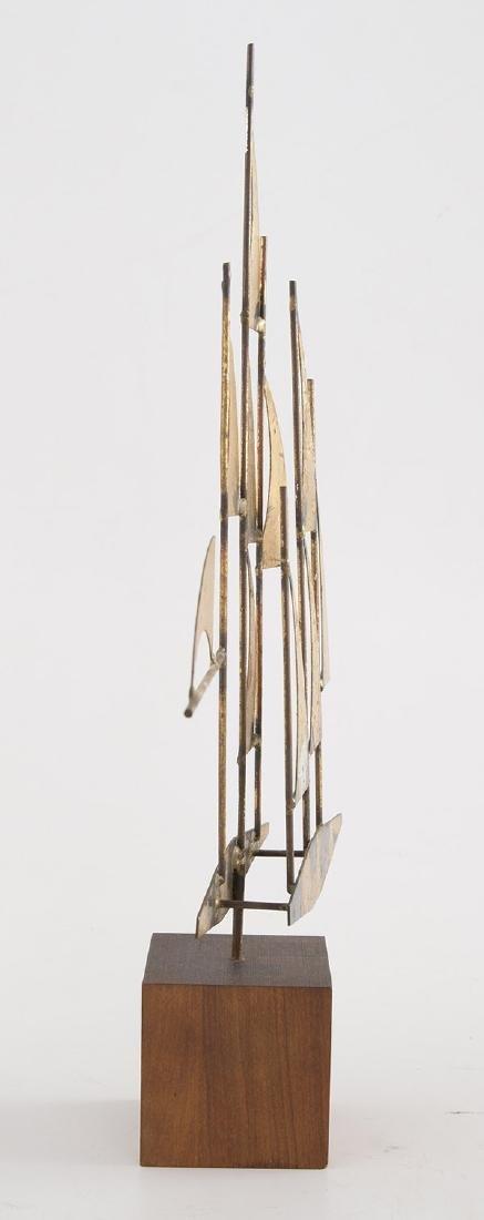 """William Bowie """"Windjammer"""" Sculpture - 5"""