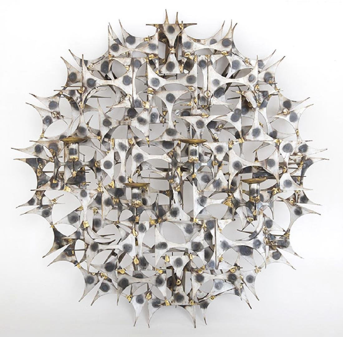 Marc Weinstein Wall Sculpture