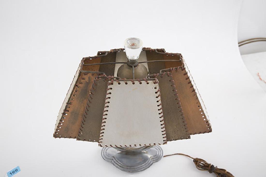 Art Deco Crucet Table Lamp - 10