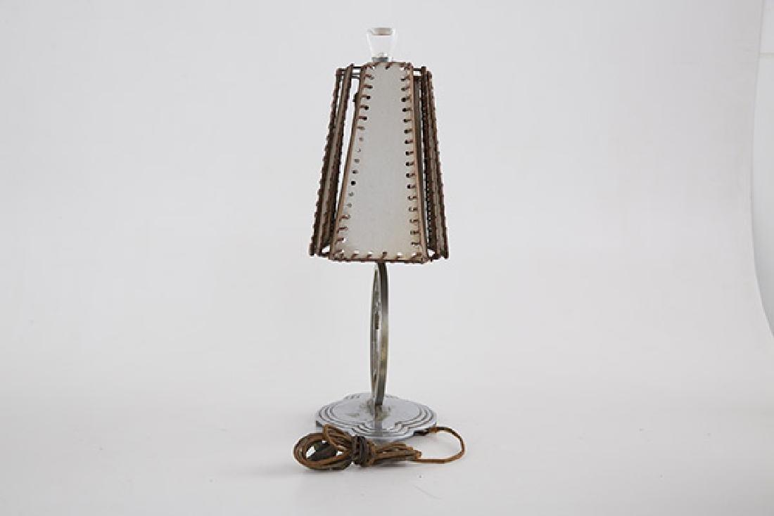 Art Deco Crucet Table Lamp - 4