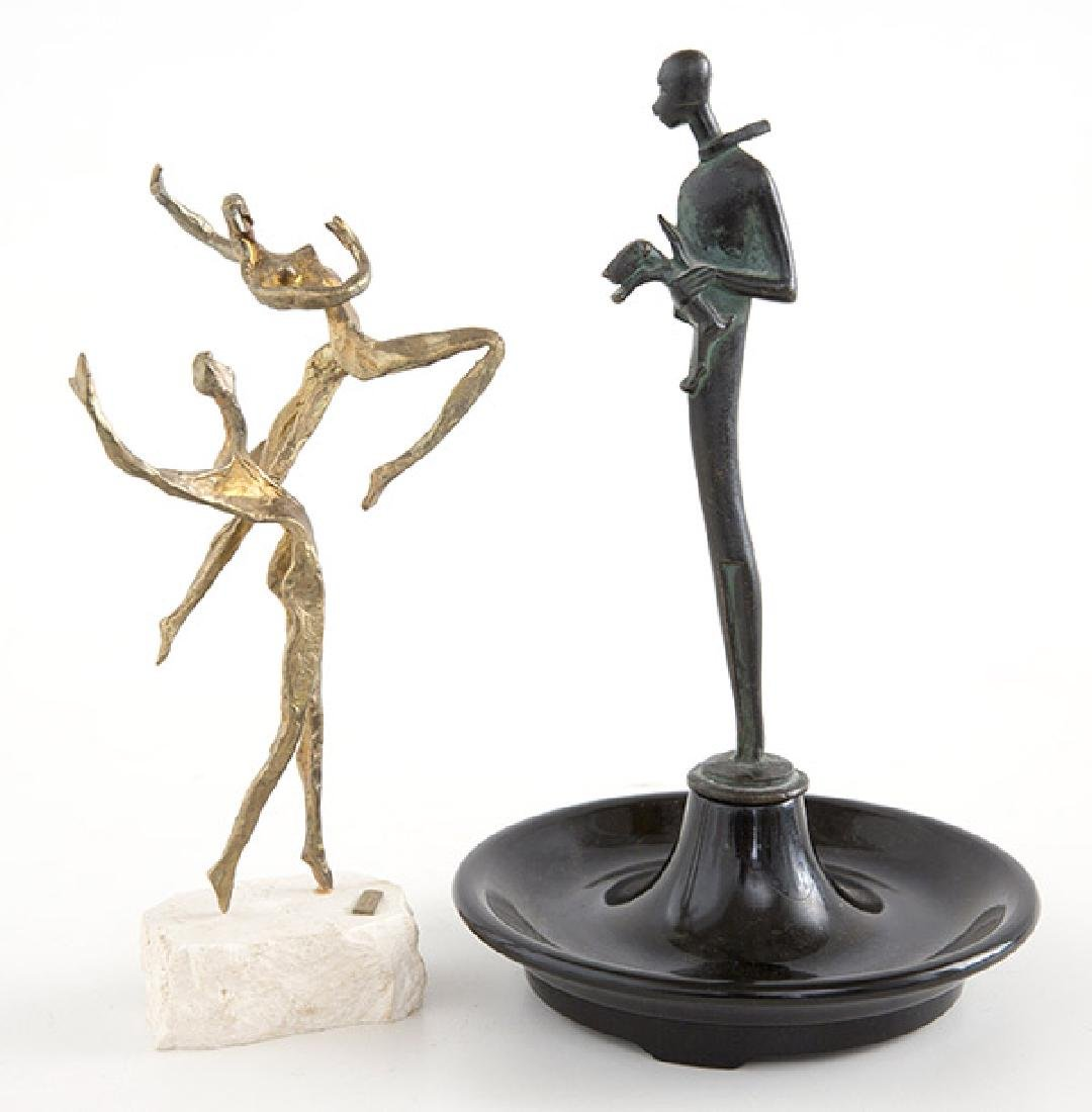 Two Surrealist Sculptures